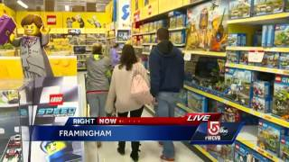 Download Bargain hunting on Black Friday Video