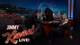 Download Henry Cavill Punches Jimmy Kimmel Video