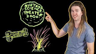 Download Could the Mystery Science Theater 3000 Logo Fit on the Moon? (Because Science w/ Kyle Hill) Video