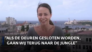 Download Interview FARC-lid Tanja Nijmeijer over vredesakkoord Video