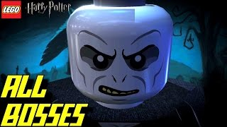 Download LEGO Harry Potter Years 1-7 - ALL BOSSES Video