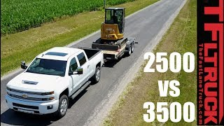 Download Silverado Duramax 2500 vs 3500: Do You Need a Dually When Towing? Video