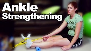 Download Ankle Strengthening Exercises & Stretches - Ask Doctor Jo Video