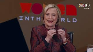 Download Hillary Clinton Interviewed by Fareed Zakaria at the 2019 Women in the World Summit Video