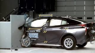 Download 2016-2018 Toyota Prius/Prius Prime Hybrid IIHS Narrow-Overlap Crash Test Video