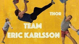 Download TEAM ERIC KARLSSON BOULDERING | VLOG #136 Video