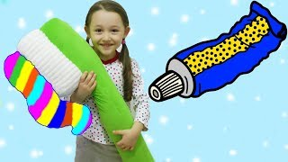 Download ÖYKÜ DİŞLERİNİ FIRÇALIYOR I'm brushing, my teeth funny Kids and Channel Video