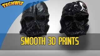 Download Effective and Safer 3D Print Smoothing with Epoxy not Acetone Video