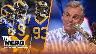 Download Colin Cowherd on the Rams setting a free agency standard, talks Patriots' dynasty | NFL | THE HERD Video