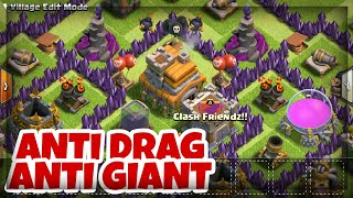 Download Best Town Hall 7 War Base 2017 ✔ TH7 ANTI DRAGON - ANTI GIANT - ANTI VALKYRIE BASE • Clash of Clans Video