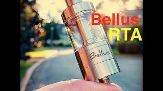 Download The Bellus RTA! A Killer Vape! Video