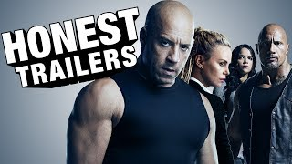 Download Honest Trailers - Fate of The Furious Video