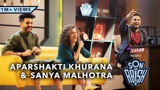 Download Son Of Abish feat. Aparshakti Khurana & Sanya Malhotra Video