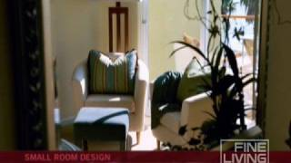 Download Small Room Design-Fine Living Video