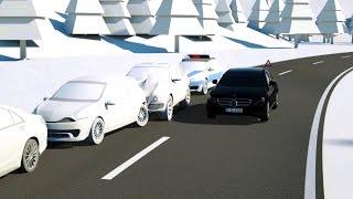 Download Car-to-X Communication - Mercedes-Benz original Video