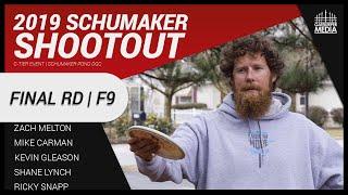 Download 2019 Schumaker Shootout | Final RD, F9 | Melton, Carman, Gleason, Lynch, Snapp Video