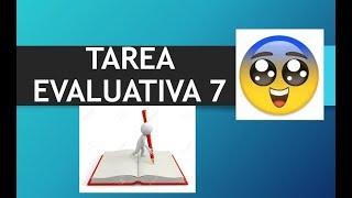 Download Soy Docente: TAREA EVALUATIVA 7 Video