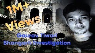 Download Gaurav Tiwari's Night stay in Bhangarh Fort - 2012 Video