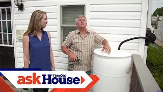 Download How to Build a Rain Barrel for $40 Video