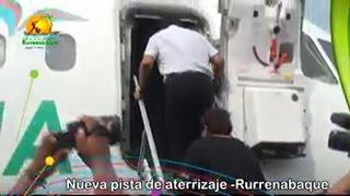 Download Video en que se observa a Evo Morales ingresando al avión LaMia que se accidentó Video