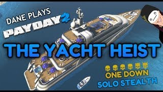 Download Payday 2: The Yacht Heist - One Down Solo Stealth Video