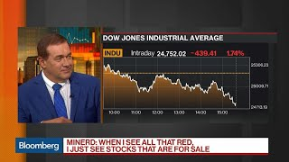 Download Guggenheim's Minerd Says 30% Market Decline Could Prompt Fed Pause Video