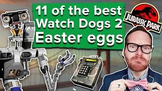Download 11 of the best Watch Dogs 2 Easter eggs Video