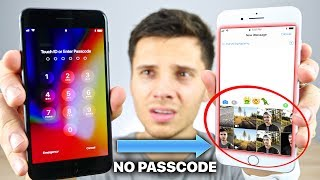 Download How To Unlock ANY iPhone Photos Without Passcode! (iOS 11) Video
