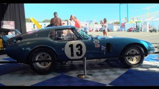Download Pebble Beach 2012: Shelby Cobra Tribute - Jay Leno's Garage Video
