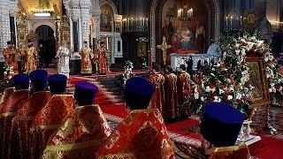 Download Ortodoks Hristiyanlar Paskalya'yı kutluyor Video