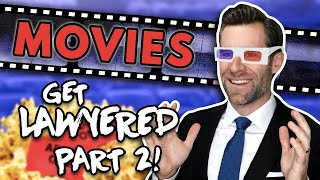 Download Real Lawyer vs. Movie Lawyer | Lawyer Reacts to A Few Good Men, 12 Angry Men, & Erin Brockovich Video