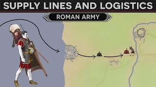 Download Roman Army Supply Lines and Logistics (Overview) Video