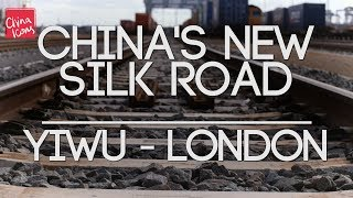 Download China's New Silk Road By Train | A 4K China Icons Video Video