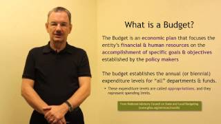 Download Session 1 - What is a Budget? (Budgeting Basics) Video