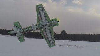Download Beginner 3d plane: Twisted Hobbies 32″ Laser Flight Review Video