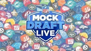 Download 2017 NFL Mock Draft Live FULL SHOW | All 32 Picks! | NFL Video