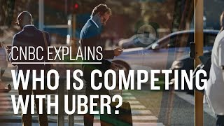 Download Who is competing with Uber? | CNBC Explains Video