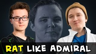 Download Rat like AdmiralBulldog — craziest game of Starladder Finals Video