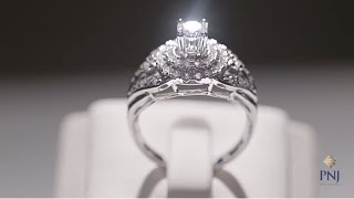 Download Khám phá vẻ đẹp trang sức kim cương PNJ Video