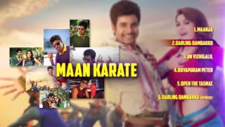 Download Maan Karate - Tamil Music Box Video