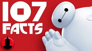 Download 107 Big Hero 6 Facts YOU Should Know - Cartoon Hangover Video