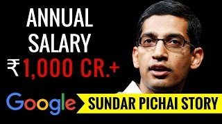 Download Google's CEO || Sundar Pichai Biography - Hindi Video