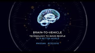 Download Nissan Brain-to-Vehicle Technology redefines driving for the autonomous age Video