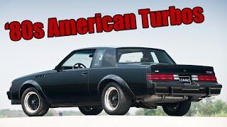 Download 8 '80s American Turbocharged Cars You May Not Know About Video