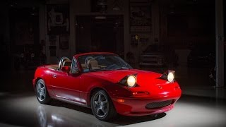 Download 25 Years of Miata - Jay Leno's Garage Video