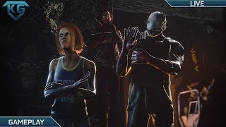Download Dead by Daylight LIVE! | Kang & Friends! Funny SWF & KYF! | 1080p 60FPS! Video