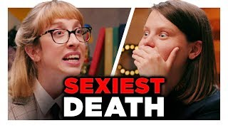 Download What Is the Sexiest Way to Die? | RANK ROOM Video