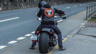 Download Harley Davidson FXSB Softail Breakout 2016 First Ride Video