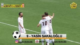 Download ALİBEYKÖYSPOR 0-1 FERİKÖYSPOR SAL KLASMAN GRUBU MAÇ ÖZETİ Video