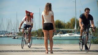 Download KÉTMILLIÓS bicikli a FÉLMILLIÓS ellen (plusz egy pro egy amatőr ellen) S02E120 Video